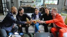 Queer Eye: healing fragile masculinity one hug at a time