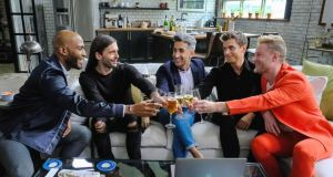 Karamo Brown, Jonathan Van Ness, Tan France, Antoni Porowski and Bobby Berk are the new Fab Five in Queer Eye. Photograph: Netflix