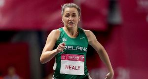 Phil Healy claims Sportswoman of the Month award