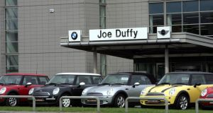 Joe Duffy Motor Group: the group  has 11 separate car franchises, along with commercial vehicle operations for Ford and Volkswagen, and BMW's i sub-brand