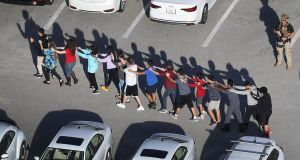 Florida high school shootings