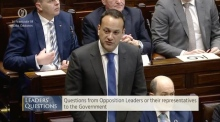Varadkar: 'Dublin will continue to grow, just not as fast as in the past'