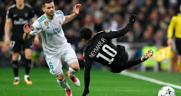 neymar endured a frustrating evening against real madrid photograph gabriel bouys afp
