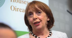 Social Democrats TD Róisín Shortall. Photograph: Collins/File