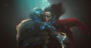 You take by breath away: Sally Hawkins in The Shape of Water