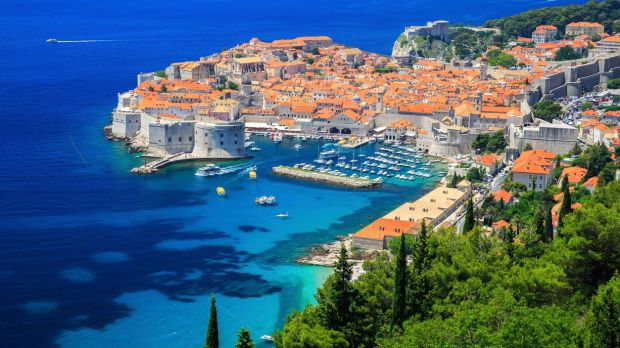 Go island-hopping and exploring the rocky coast of Croatia in a deluxe yacht.