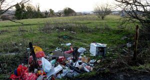 A fund of €2m will be made available to voluntary organisations and local authorities this year as part of the Government's anti-illegal dumping initiative. Photograph:  Cyril Byrne