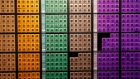 Boxes of Nespresso coffee are pictured in a shop at Nestlé headquarters in Vevey, Switzerland,on Thursday. Photograph: Denis Balibouse/Reuters