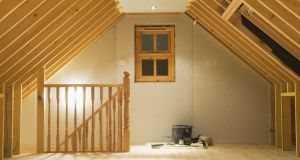 You are changing the use of the attic from storage to habitable space and a change of use has planning implications. Photograph: iStock