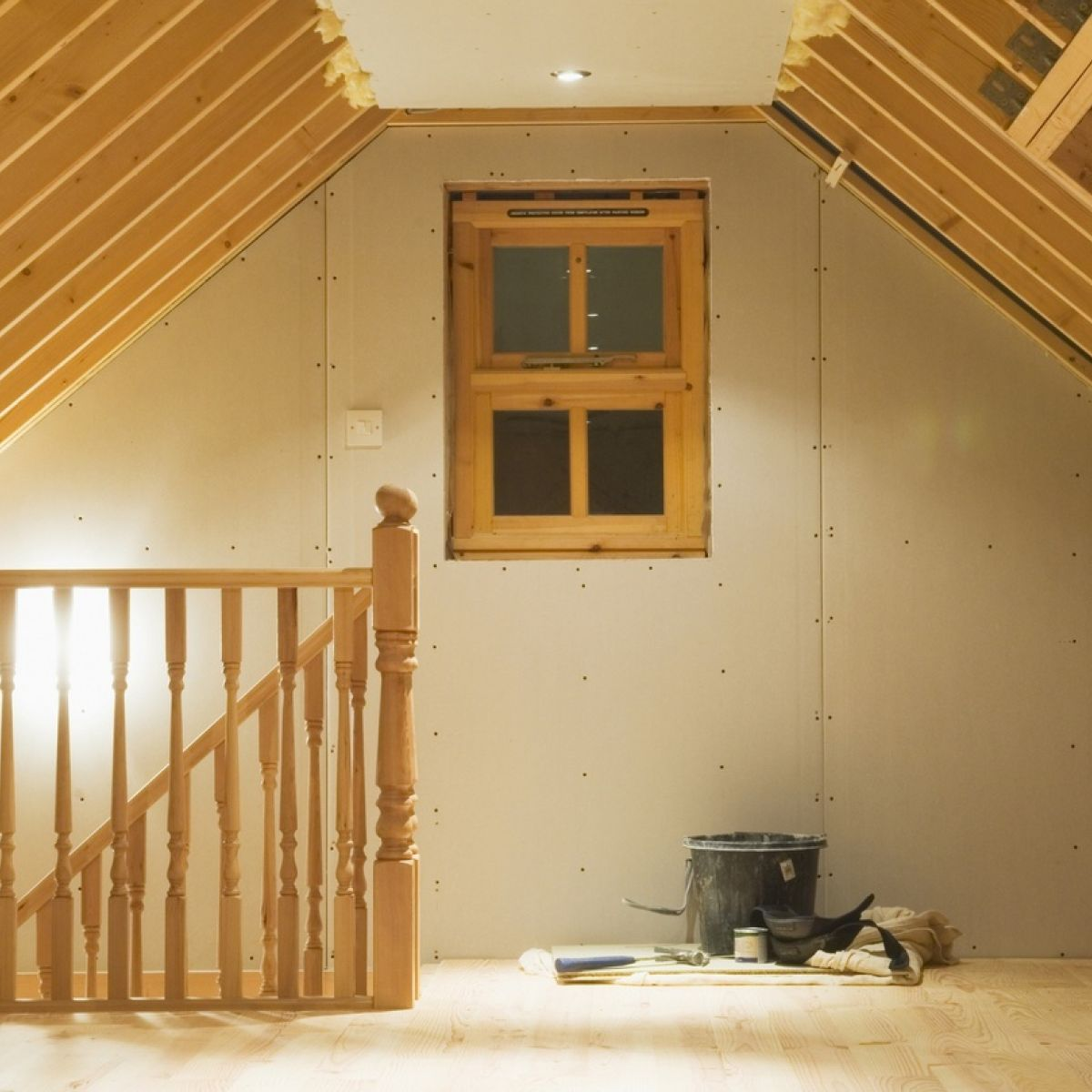 We have no paperwork to show for our attic conversion, will it ...