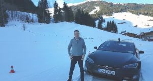 If Elon Musk can send a car to Mars, can I drive a Tesla to Austria?