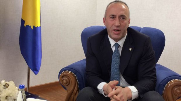 "Kosovo prime minister Ramush Haradinaj: ""I am proud of my role in our war for freedom, and that pride is more precious to me than anything else"""