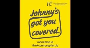 Image of what the packaging on the condoms provided to the HSE should look like.