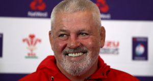 Warren Gatland: Kiwi has come a long way in the game since he launched his coaching career as a player-coach with Galwegians in 1989.  Photograph: Getty.