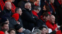 Warren Gatland: some of the stuff thrown at him in Irish rugby circles  over the years only proves how much more sinned against than sinner he has been. Photograph: Paul Childs/Reuters