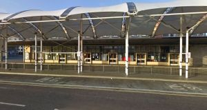 Parnell Place bus station in Cork city. The Government has pledged to invest €200m in Cork's public transport through the Bus Connects Programme.  Image: Google Streetview