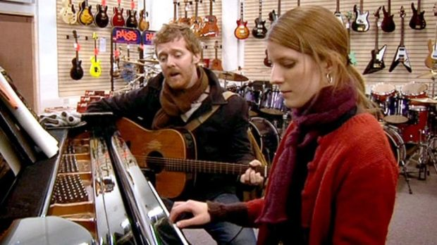 In 2007, Waltons' George's Street shop appeared in the movie Once when Glen Hansard and Markéta Irglová perform the Oscar-winning song Falling Slowly.