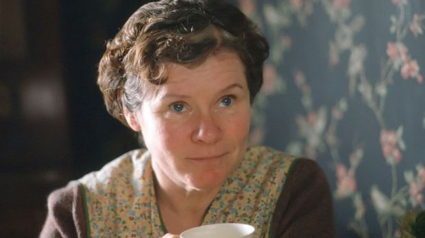 Imelda Staunton in 'Vera Drake', for which she received a Golden Globe nomination as best actress in a motion picture drama. Photograph: Reuters