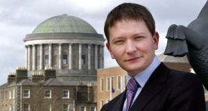 Belfast solicitor Michael Finucane was involved in the circulation of the letter. Photograph: Cyril Byrne