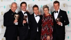 Highlights from the 2018 Bafta awards