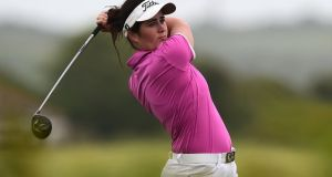 Paula Grant will represent Europe at the Patsy Hankins Trophy next month.