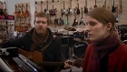 'Falling Slowly' performed in Waltons music shop