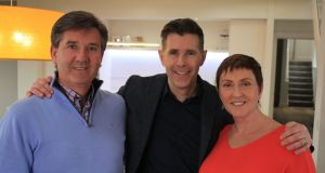 When Dermot Bannon reveals his plan to resistant Daniel and insistent  Majella O'Donnell, nobody seems pleased