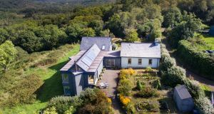 Coorannel House, Glengarriff, Co Cork. This 287sq m house, built on the edge of a nature reserve, is for sale with Sherry FitzGerald O'Neill for €695,000