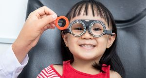Myopia now affects  up to 90 per cent of teenagers and young adults in Asia