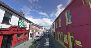 Aleksandras Kourgolpolov,  of Maiden Street, Newcastle West, Co Limerick, appeared before Limerick District Court    charged with one count of assault causing harm at Maiden Street (above) on Saturday. File photograph: Google Street View
