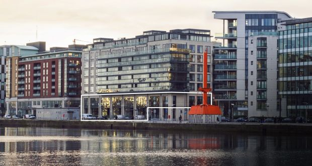 The two office units in Dublin's south docklands extend to 1,278sq m (13,767sq ft) over the ground and first floors, with ancillary basement storage and six car-parking spaces