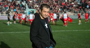 "Toulon owner Mourad Boudjellal said ""faggot"" has entered into common usage. Photograph: Bertrand Langlois/AFP/Getty Images"