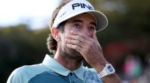 Bubba Watson: back up to 44th place in the world and looking forward to the Masters at Augusta where he has won twice. Photograph:  Dylan Buell/Getty Images