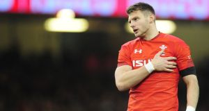 Dan Biggar has been named in the Wales team to take on Ireland in the Six Nations at Lansdowne Road on Saturday. Photo: Kevin Barnes/CameraSport via Getty Images