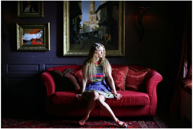 Image from a 2010 fashion launch at the Residence Club on St Stephens Green. Photograph: Bryan O'Brien