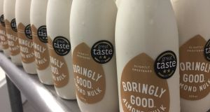 FACTS has been working with Boringly Good on the development of new products that exploit the nutrients and other unique qualities of almond milk