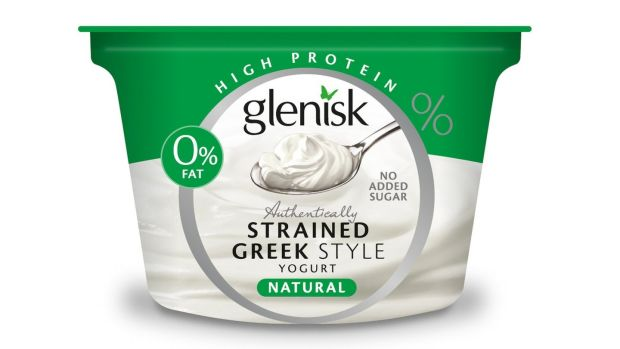 Greek yoghurt is made by straining the product to remove the liquid whey and lactose