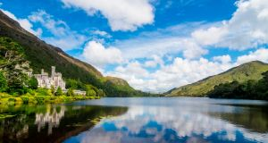 Notre Dame's 'En Plein Air' course at Kylemore Abbey could be the perfect retreat