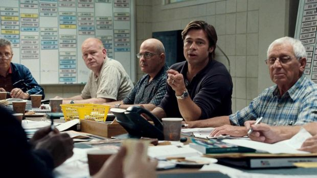 The technique used by Michael Doyle and Rosanna Kleemann is similar to a system used by the Oakland Athletics baseball team to identify transfer targets. The system was made famous in Michael Lewis' 2003 non-fiction book Moneyball, which was made into a film in 2011 starring Brad Pitt.