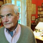 Michel Déon: the French writer and academician at his home in Co Galway in 2000. Photograph: Joe O'Shaughnessy