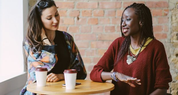Ask any manager of an innovation hub where some of the most productive work is done and they will tell you it's in the communal kitchen or cafe where people get the opportunity to meet each other informally and shoot the breeze. Photograph: iStock