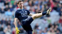 Stephen Cluxton:  has conceded just 67 goals in those last 99 league games he has played. Photograph: James Crombie/Inpho