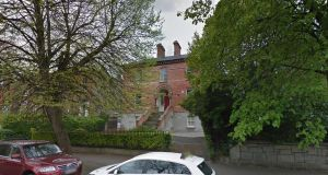 The detached house at 9 Leeson Park, Ranelagh,  occupies over a third of an acre.