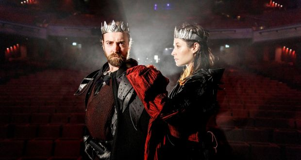 Macbeth review: felled by a fa...