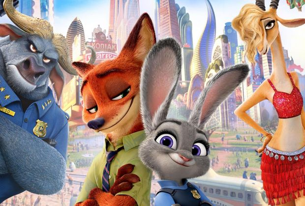 Disney's Zootopia is showing at the Belltable in Limerick as part of Family Saturdays