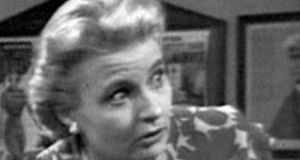 Janet Davies as Mrs Pike  in 'Dad's Army'