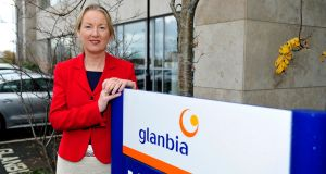 Siobhán Talbot, group managing director of Glanbia. The group has reined in its earnings expectations for the coming year. Photograph: Bloomberg