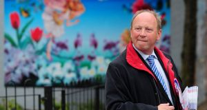 Traditional Unionist Voice leader Jim Allister: went head-to-head with former Alliance minister Dr Stephen Farry on the Stephen Nolan Show. Photograph:  Pacemaker