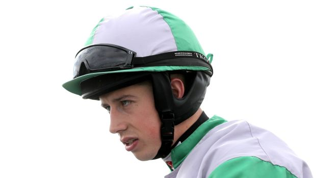 Bryan Cooper signed a contract to ride for Alan Potts as his retained jockey in Britain just a few weeks before the owner's death in mid-November. Photograph: James Crombie/Inpho