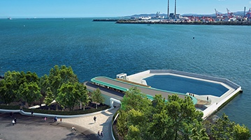 Clontarf Sea Baths To Open To The Public Next Week Court Told